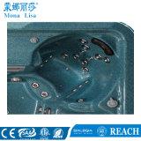 Portable 4 사람들 사용 아크릴 결합 안마 온수 욕조 소용돌이 (M-3308)