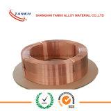 Tubo de bobina de panqueca de cobre para ar condicionado ou refrigerador