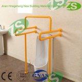 ハンドルの洗面器のプラスチックによって蝶番を付けられるグラブ棒