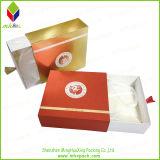 Сползите коробку открытого подарка упаковки покрашенную для индикации