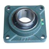 """UCP205-16ピロー・ブロックの取付けられたベアリング、2つのボルト、1つの""""内径、止めねじロック、鋳鉄、Inchdiscountの自由に点検"""