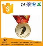/3D medalla de la aleación medalla 2017 con el acollador
