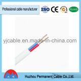 Cabo liso rígido isolado PVC de BVVB