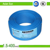 Câble de fil de construction BV / Bvr en PVC PVC 450V / 750V