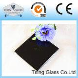 Vidro temperado Tempered azul verde de bronze preto com certificação de Ce/ISO