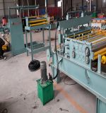 RING-Aufschlitzenund Wicklungs-Maschine des neuen Entwurfs-2017 Stahlund Recoiler Maschine
