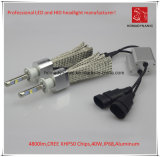 LED 차 Light/LED Headlight/LED 일 빛 H8 4800lm의 Emark 점 세륨 Certifictes