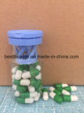 Lida Lipo Perle, die Pille-weiße silberne Gewicht-Verlust-Kapseln abnimmt
