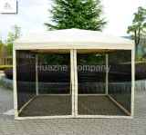 8X8ft Folding Canopy, Good Tent mit Net, Gazebo mit Mosquito Net