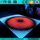Interaktive LED Disco Dance Floor Hochzeitsfest-helle Digital-