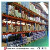 Rek Van uitstekende kwaliteit van de Pallet van het Pakhuis van de Apparatuur van de Opslag van China het Op zwaar werk berekende