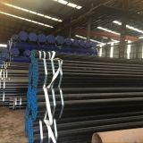 Pipe soudée d'acier du carbone (ASTM A106, ASTM A53)