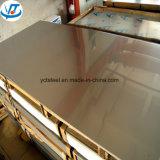 Vente de la feuille 316L d'acier inoxydable d'ASTM A240 avec le prix usine