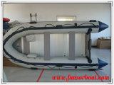 Barca di Hypalon della barca di sport del pavimento 3.8m di Al