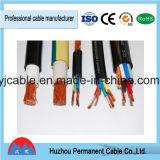 Câble d'isolation en PVC à base de cuivre 7