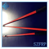 FRPのフラッグポール、ガラス繊維のPultrusionの管および棒のガラス繊維の折るフラッグポール
