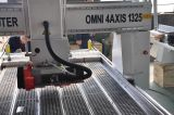 4axis 조각품 세륨을%s 목제 새기는 CNC 대패 기계