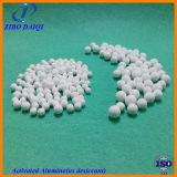 sfera attivata disseccante dell'allumina di 3-5mm