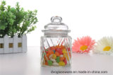 Candy di vetro Container con Glass Lid