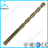 Round Shank Sandblasted Masonry Drill Bits with Tungsten Carbide Tip