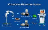 soluções (tridimensionais) da gravação 3D ao funcionamento/cirurgia/microscópios cirúrgicos