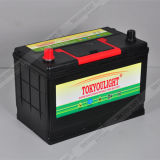 JIS Standard Maintenance Free Car Battery with N70mf 12V70ah for Japanese Car