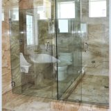 Freie Bronze schützen Umgebungs-silbernen Spiegel