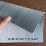 2mm同質な方向PVCロールフロアーリング