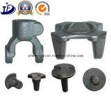Pièces en acier personnalisées de pièce forgéee pour l'outillage industriel