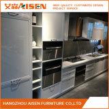 Keukenkasten van pvc van het Meubilair van de Huizen van Aisen de Prefab Moderne