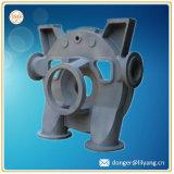Supporto del corpo del ghisa grigio del pezzo fuso di sabbia, supporto dello statore, parti della pompa