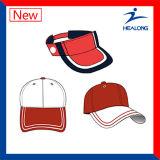 Deporte Softextile de encargo Hip Hop/gorra de béisbol y sombrero de Healong