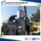 Мусоросжигатель бездымного стационара медицинский неныжный, опционный мусоросжигатель 10-500kgs/Time