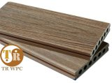 Suministro de anti-UV WPC Decking blindado