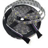 5050 tira flexible No-Impermeable del blanco de los 60LED/M 12V LED