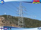Башня передачи стальная для электричества (FLM-ST-002)