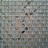 シートまたはパネルのひだを付けられた金網