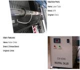 Máquina del ranurador del CNC, máquina del corte del vidrio del CNC, máquina de grabado de cuero