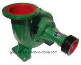 12 인치 SGS 승인되는 디젤 엔진 혼합 교류 수도 펌프 300hw-8