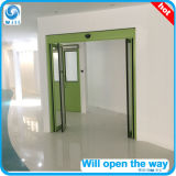 Portes hermétiques automatiques/manuelles pour les salles propres d'hôpital comme théâtres d'opération, ICU