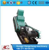 Trituradora doble de la etapa para el machacamiento de la escoria del carbón/la máquina de la trituradora