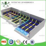 Corti dell'interno da parete a parete del trampolino di rimbalzo di Xiaofeixia