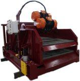 Dispositif trembleur de schiste de contrôle de solides de liquides de boue Drilling