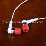 Используйте защитное ухо Eartips с лидирующий материалом