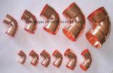 ANSI B16.22 Top Quality Copper U Type Fitting com Brass Cap (AV8009)