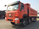 Carro de vaciado de Sinotruk HOWO 8X4 371HP 22m3