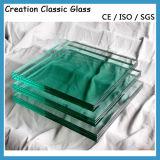 6.3812.76mm Duidelijk en Gekleurd Gelamineerd Glas met CCC van Ce