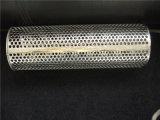 Pipe/tube percés en métal de filtre d'acier inoxydable pour le traitement de l'eau ou de pétrole