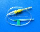 使い捨て可能な血のコレクションの針(18G-26G)