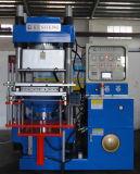 Vulcanizador de goma del solo de trabajo vacío de la estación para los productos del caucho del silicio